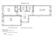Оцифровка плана этажа, перечерчивание плана дома в Archicad 33 - kwork.ru