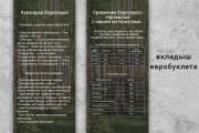 Дизайн листовки, флаера. Макет готовый к печати 30 - kwork.ru