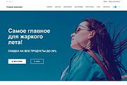 Разработка лендинга 7 - kwork.ru