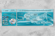 Дизайн - макет любой сложности для полиграфии. Вёрстка 80 - kwork.ru