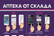 Разработаю рекламный макет для журнала, газеты 46 - kwork.ru