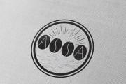 Сделаю логотип в круглой форме 162 - kwork.ru
