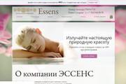 Создание сайтов на конструкторе сайтов WIX, nethouse 154 - kwork.ru