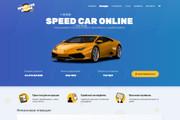 Профессионально и недорого сверстаю любой сайт из PSD макетов 184 - kwork.ru