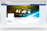 Создам стильную обложку для facebook 32 - kwork.ru