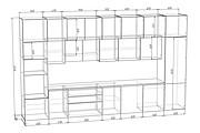 Конструкторская документация для изготовления мебели 245 - kwork.ru