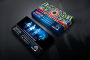 Сделаю дизайн визитки 107 - kwork.ru