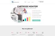 Дизайн страницы Landing Page - Профессионально 130 - kwork.ru