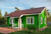 3д моделирование и визуализация экстерьеров домов 39 - kwork.ru