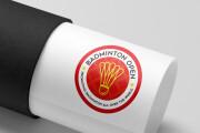Сделаю логотип в круглой форме 125 - kwork.ru