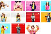 10 картинок на вашу тему для сайта или соц. сетей 35 - kwork.ru