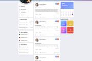 Дизайн страницы сайта 139 - kwork.ru