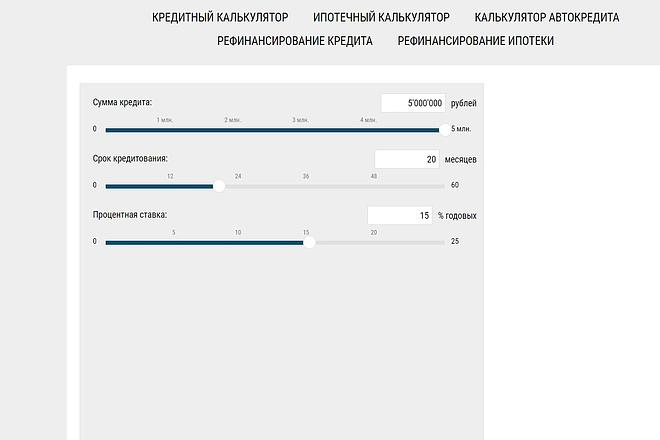 Починю верстку сайта 2 - kwork.ru
