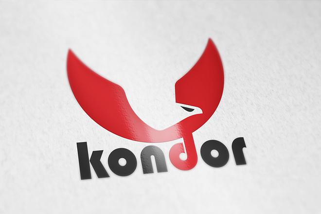 Эффектный логотип 107 - kwork.ru