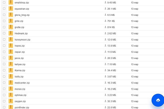 49 премиум тем Вордпресс для интернет-магазина на WooCommerce 7 - kwork.ru