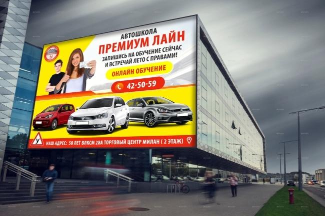 Создам уникальные баннеры в профессиональном уровне 43 - kwork.ru