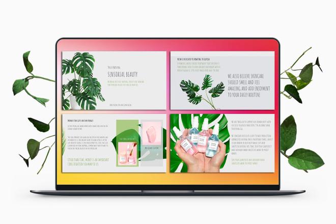 Дизайн Бизнес Презентаций 8 - kwork.ru
