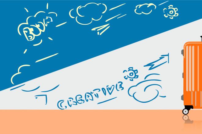 Разработаю рекламный баннер для продвижения Вашего бизнеса 24 - kwork.ru