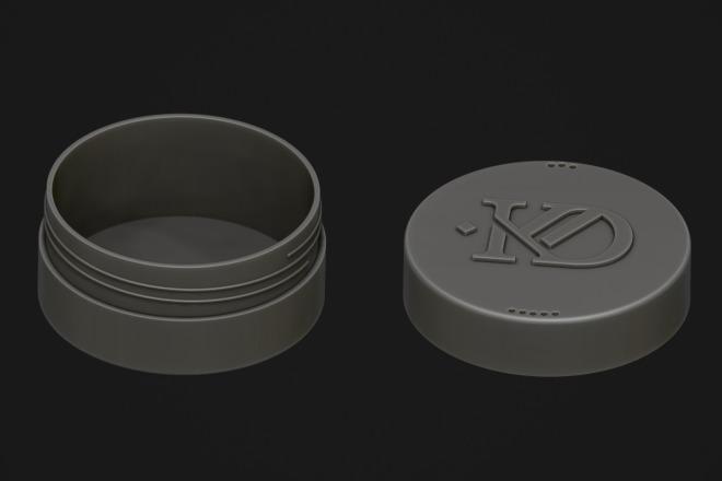 Создам 3D модель для печати или чпу 8 - kwork.ru