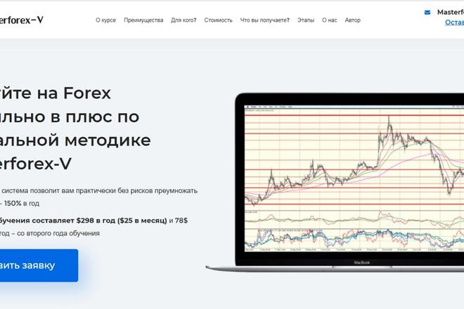 Сделаю классный Лендинг на Elementor Pro 25 - kwork.ru