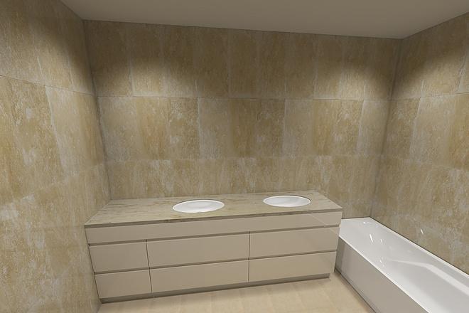 Визуализация мебели, предметная, в интерьере 29 - kwork.ru