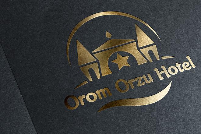 Эффектный логотип 100 - kwork.ru