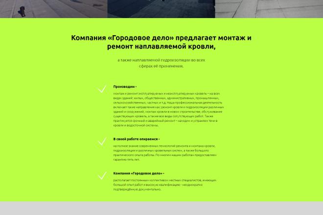 Перенос, экспорт, копирование сайта с Tilda на ваш хостинг 32 - kwork.ru