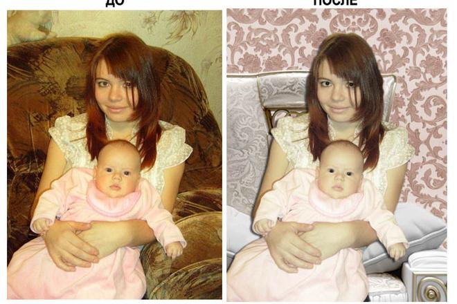 Удаление фона, ретуширование, фото обработка 14 - kwork.ru