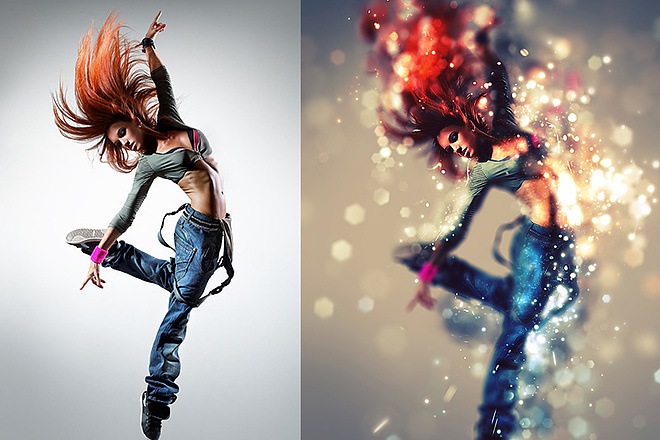 Профессиональная обработка фото. Любая работа в Фотошопе 15 - kwork.ru