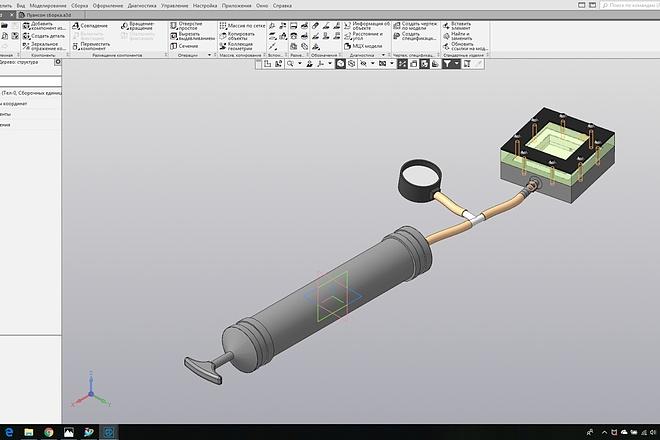 3D модели. Визуализация. Анимация 108 - kwork.ru