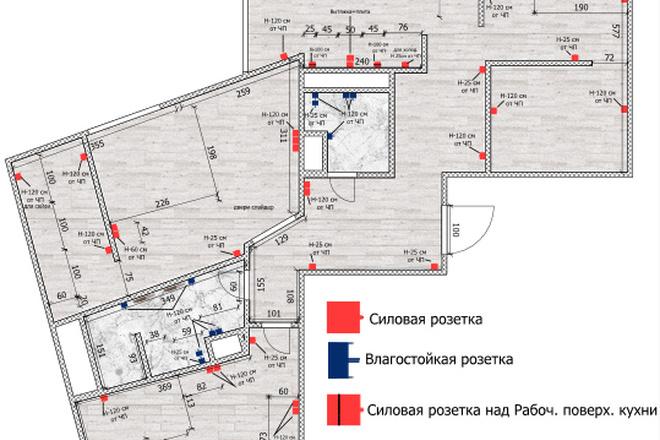 Интересные планировки квартир 80 - kwork.ru