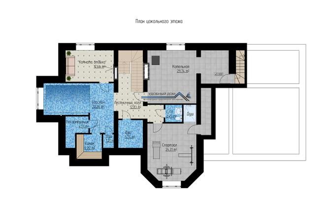 Интересные планировки квартир 54 - kwork.ru