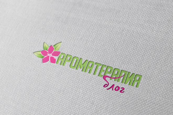 Разработаю 3 варианта модерн логотипа 27 - kwork.ru