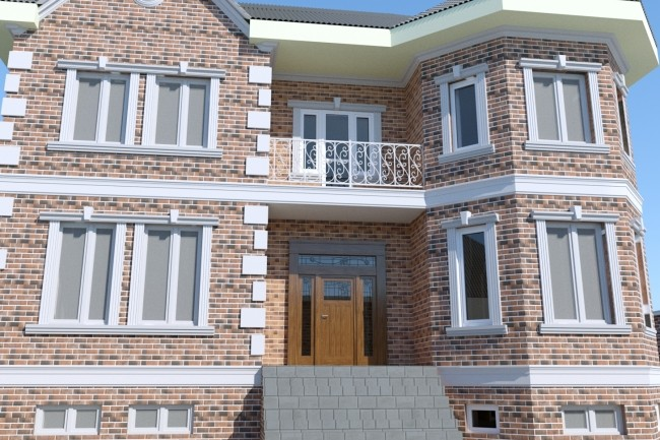 3D визуализация интерьера 7 - kwork.ru