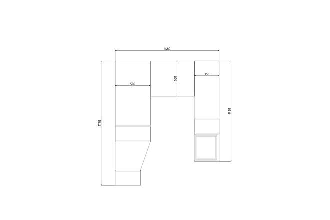 Конструкторская документация для изготовления мебели 111 - kwork.ru