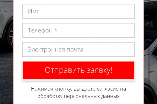 Создам лендинг на вордпресс 72 - kwork.ru