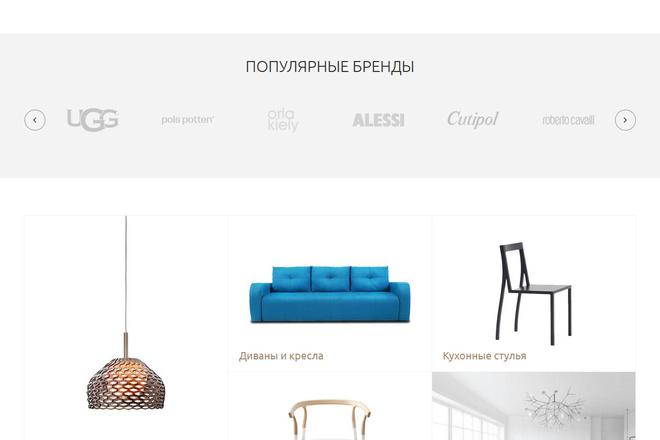Разверну интернет-магазин на OpenCart OcStore+ установлю к нему шаблон 36 - kwork.ru