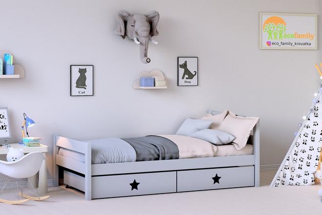 3D моделирование и визуализация мебели 56 - kwork.ru