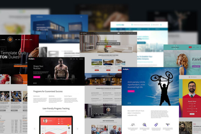 50 премиум тем WP для интернет-магазина на WooCommerce 15 - kwork.ru