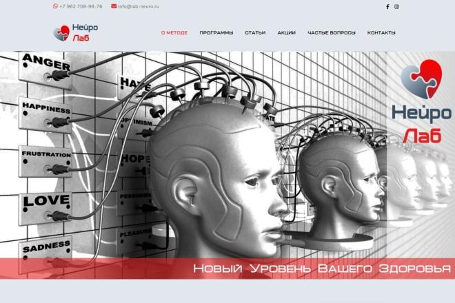 Создание отличного сайта на WordPress 4 - kwork.ru