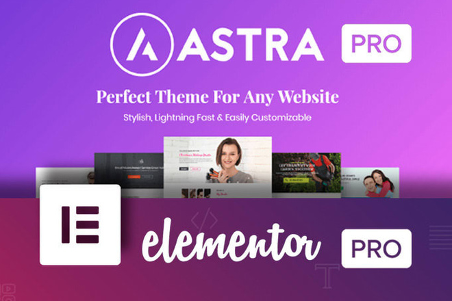 Astra Pro - с плагинами и обновлениями на русском 2 - kwork.ru