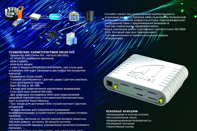 Дизайн брошюры, буклета 3 - kwork.ru