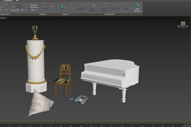 Сделаю 3D Модели на заказ 18 - kwork.ru