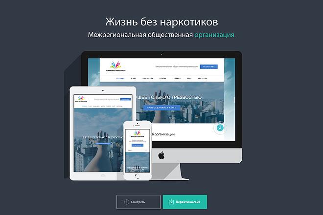 Создам современный блог на wordpress 4 - kwork.ru