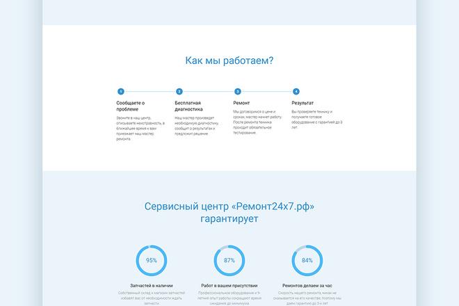 Разработаю качественный, продающий сайт на конструкторе Тильда 9 - kwork.ru