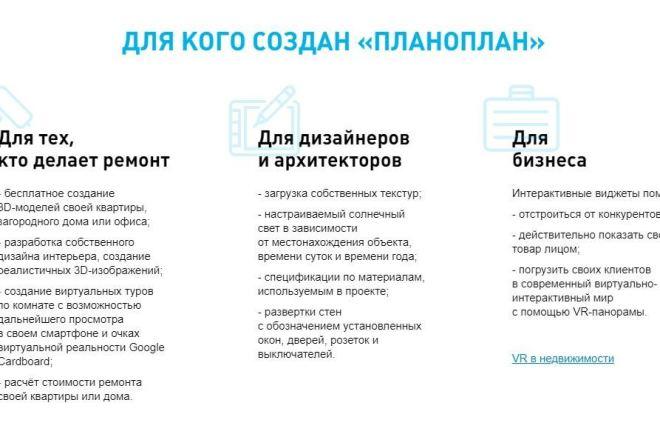 Создам точную копию Landing Page 7 - kwork.ru