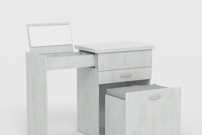 Визуализация мебели, предметная, в интерьере 10 - kwork.ru