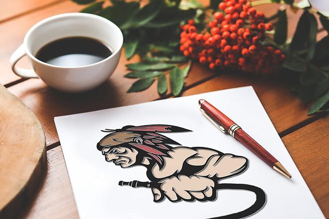 Разработаю Дизайн 2х Логотипов по цене 1го 4 - kwork.ru