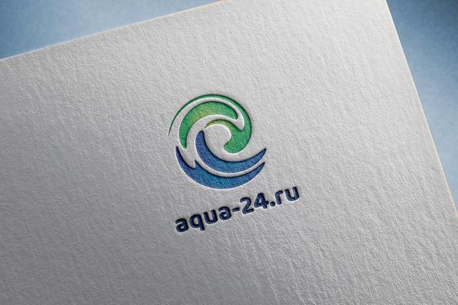 Создам современный логотип 23 - kwork.ru