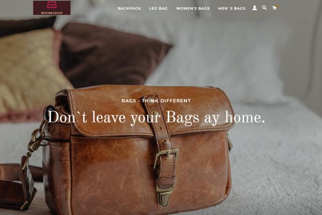 Создам интернет-магазин на Shopify без ежемесячной оплаты 3 - kwork.ru